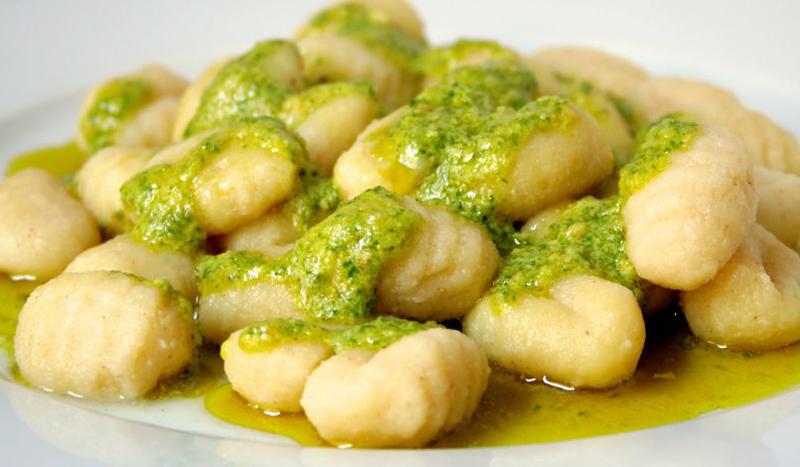 broccoli gnocchi