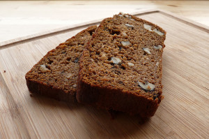 Buckwheat Pumpkin Bread
