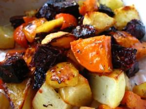 roasted potatoes - sleep nutritions