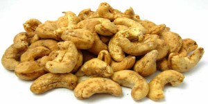 Roasted Spiced Cashews