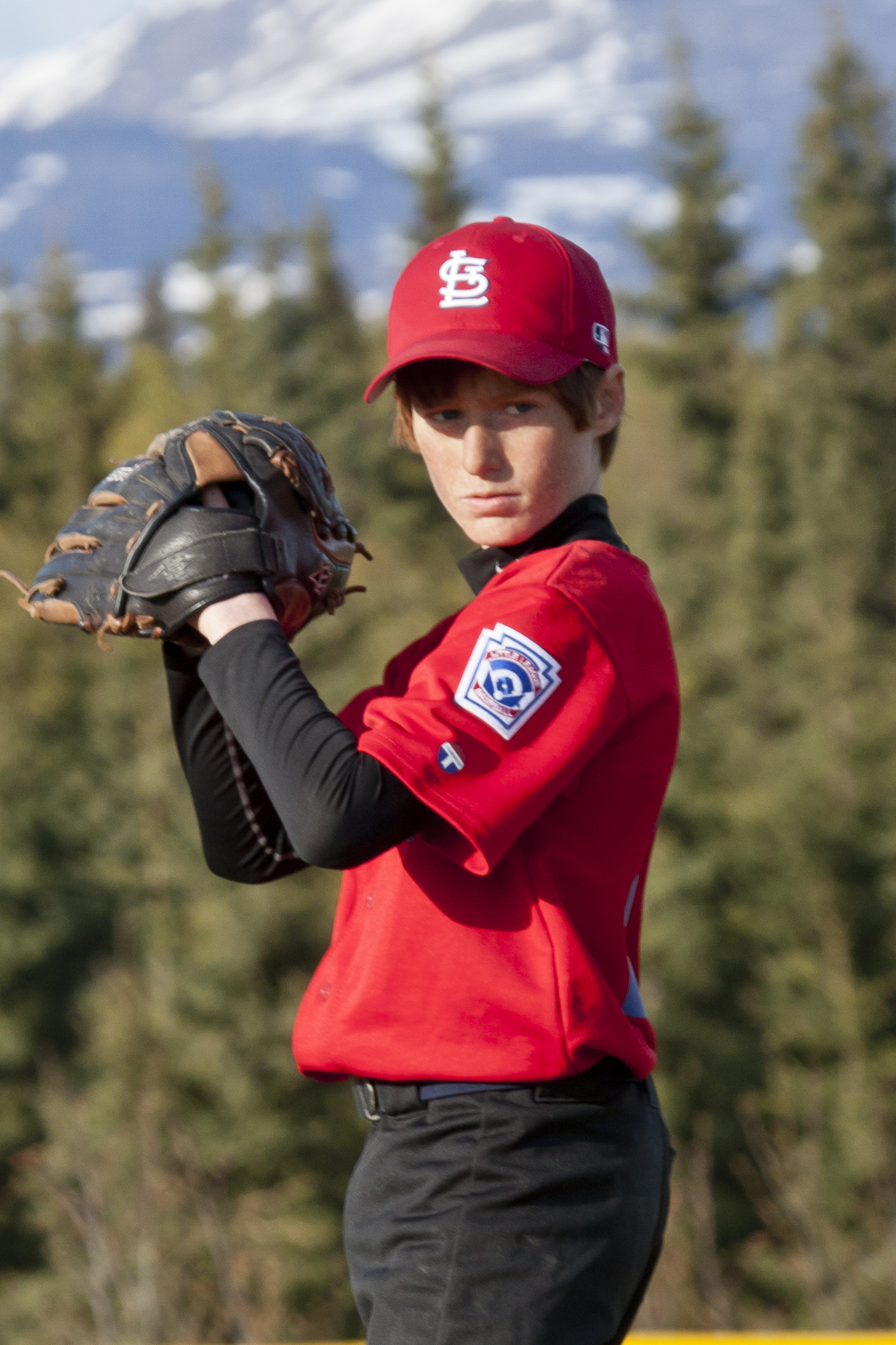 Alex pitching 051812