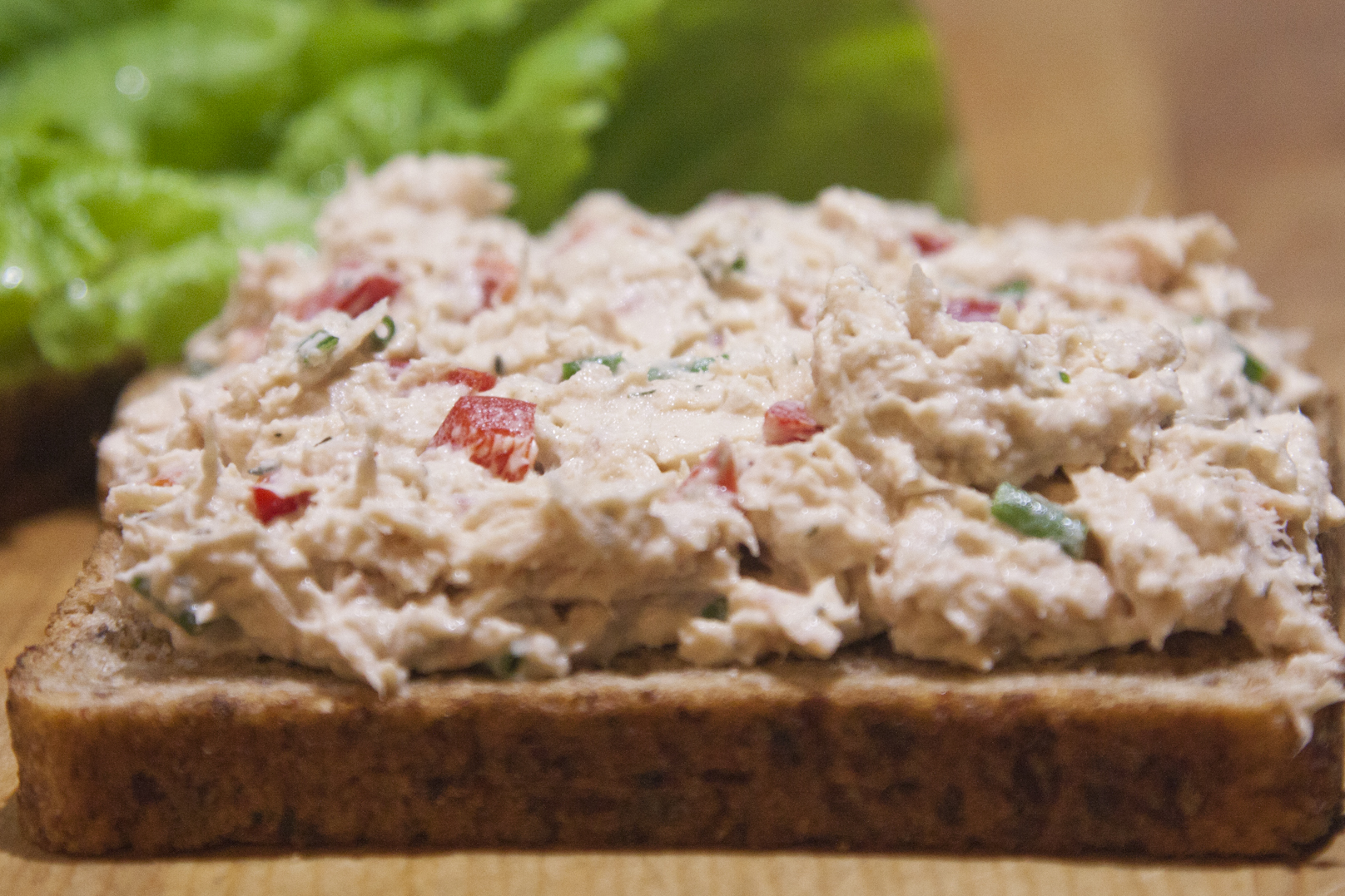 Tuna Salad Sandwich - Our Nutrition Kitchen.com