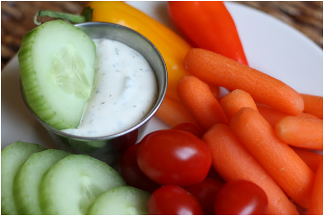 dairy free sour cream and ranch dressing