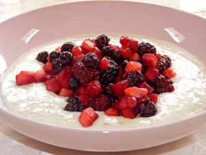 Buckwheat (better than oatmeal) Breakfast