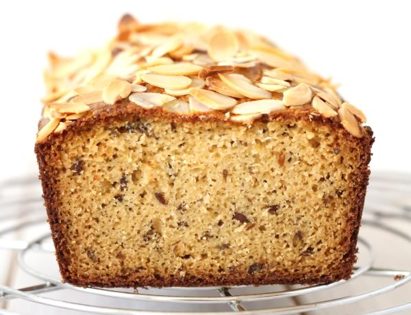Cinnamon nut bread, almond flour, nutritious, healthy eating, paelo, SCD, GAPS diet, Body Ecology diet, anchorage nutritionist