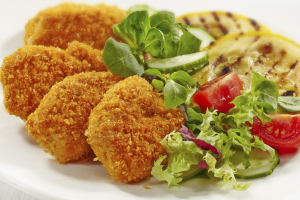 Grain-free Chicken Nuggets