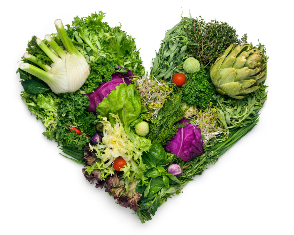 we love our gut-friendly greens